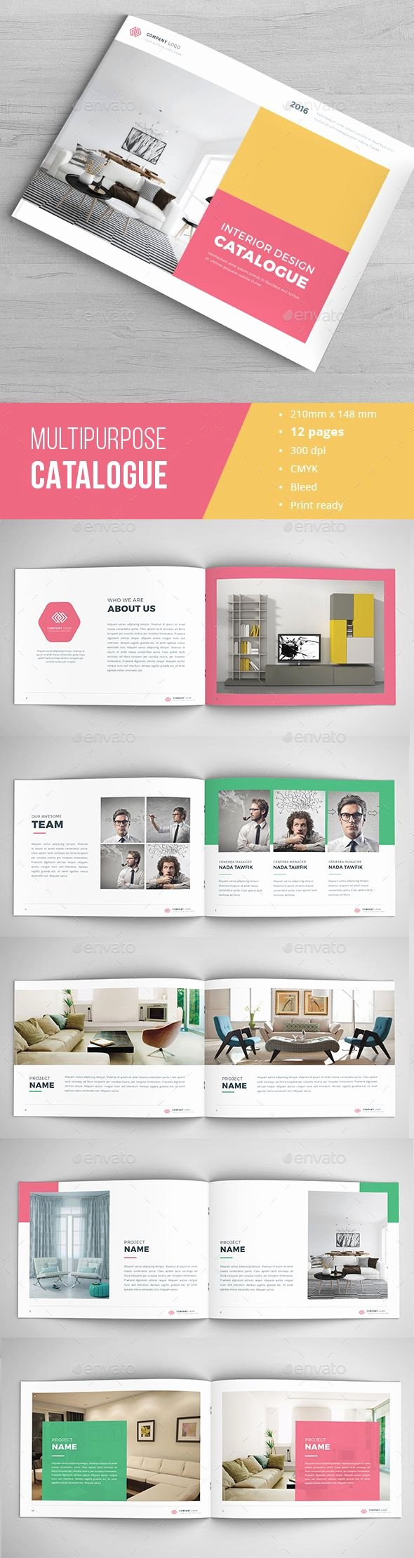 Product Catalog Design Template Luxury Best 25 Product Catalog Design Ideas On Pinterest