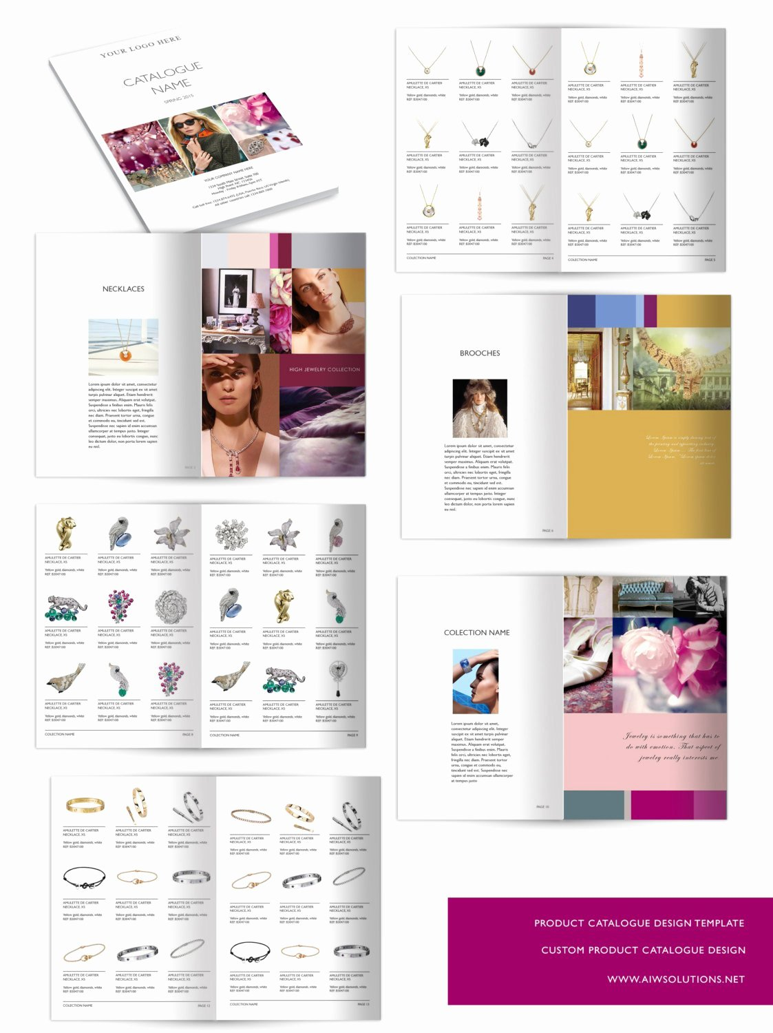 Product Catalog Design Template New wholesale Catalog Template Id01 Magazine Templates