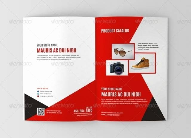 Product Catalog Design Template Unique Product Catalogue Design Templates