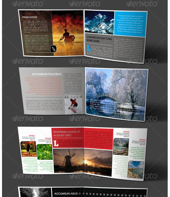 Product Catalog Design Template Unique Professional Catalogue & Booklet Design Templates