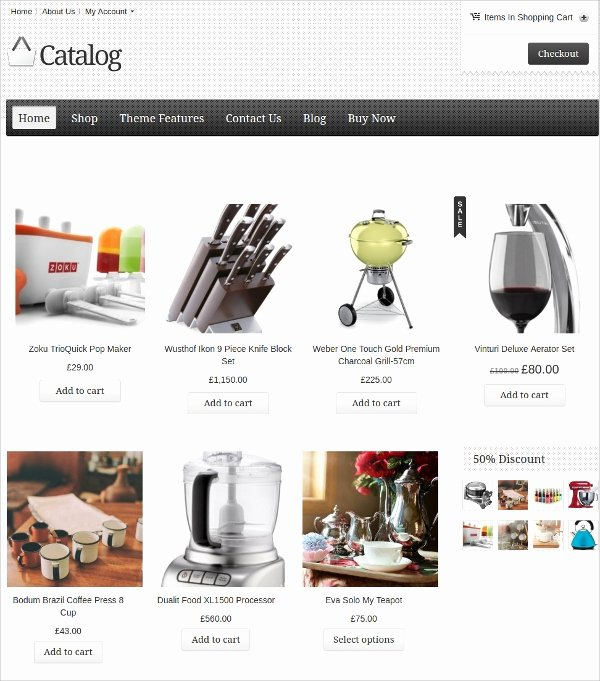 Product Catalog Template Word Best Of 10 Catalog Wordpress themes & Templates