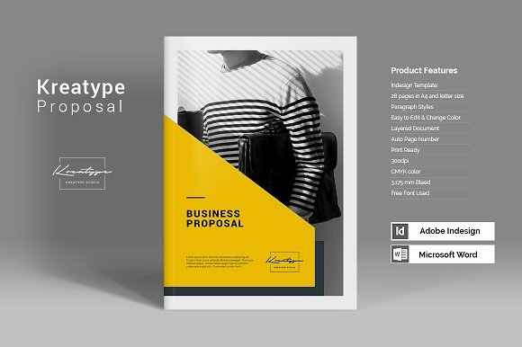 Product Catalog Template Word Inspirational How to Write A Design Proposal the Ultimate Guide