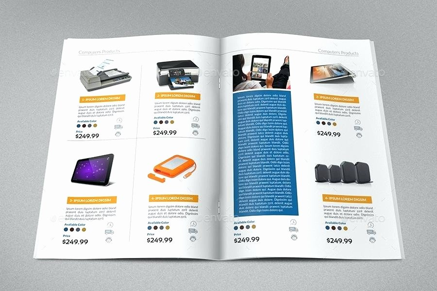 Product Catalog Template Word Inspirational Product Brochure Template Word Products Catalog Info