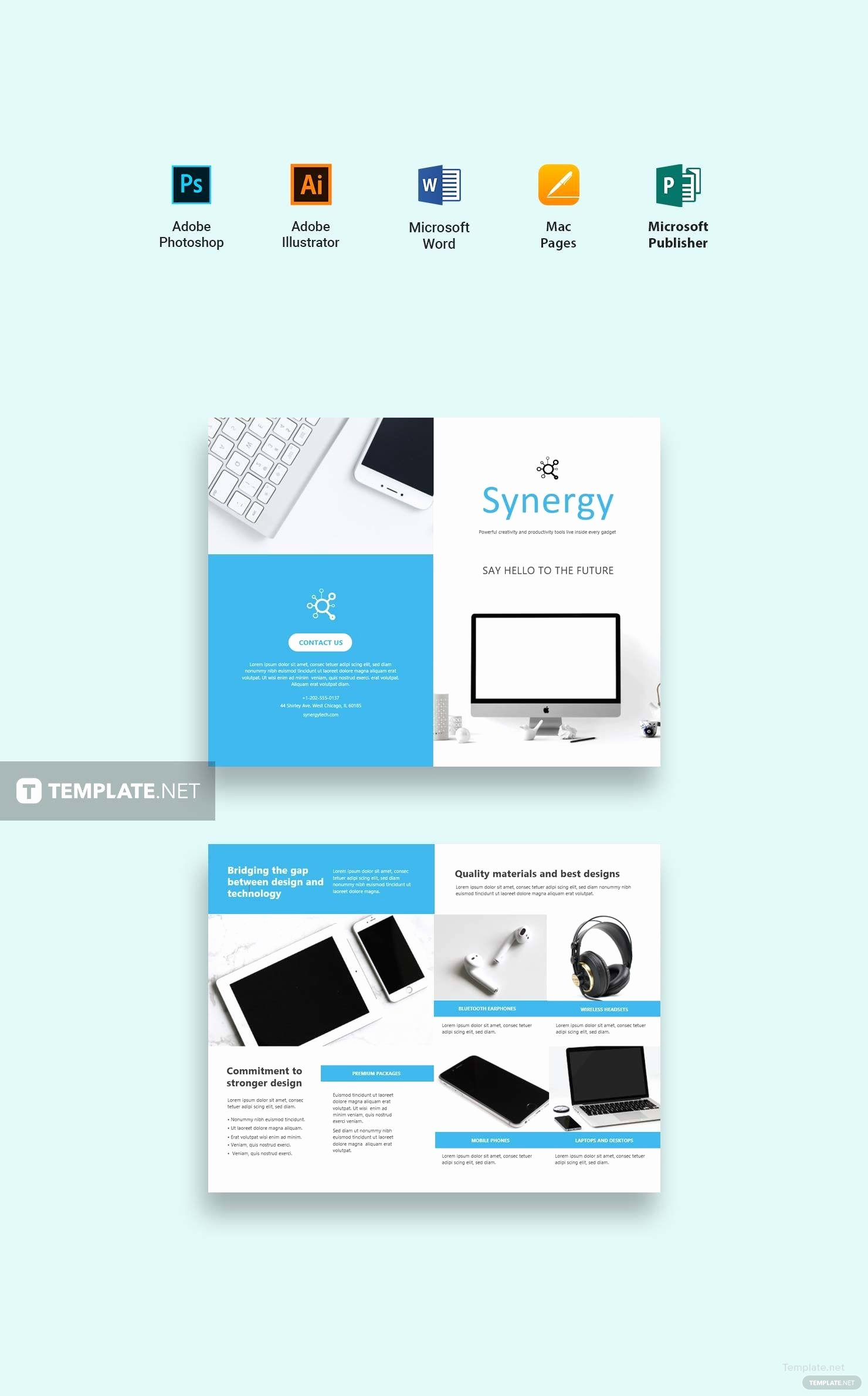 Product Catalog Template Word New Free Product Catalog Template In Adobe Shop