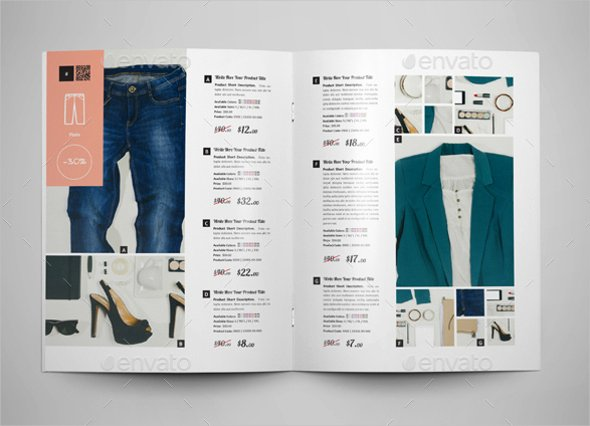 Product Catalogue Template Free Beautiful 16 Product Catalogue Template Free Sample Example