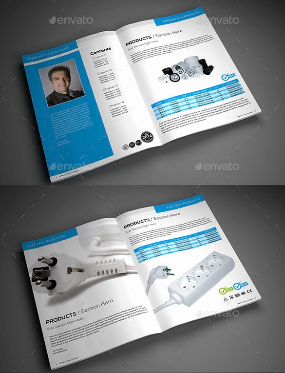 Product Catalogue Template Free Best Of 58 Psd Catalogue Templates Psd Illustrator Eps