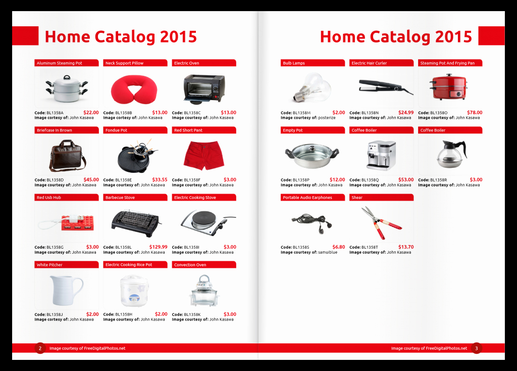 Product Catalogue Template Free Best Of Contoh Desain Katalog Percetakan Line