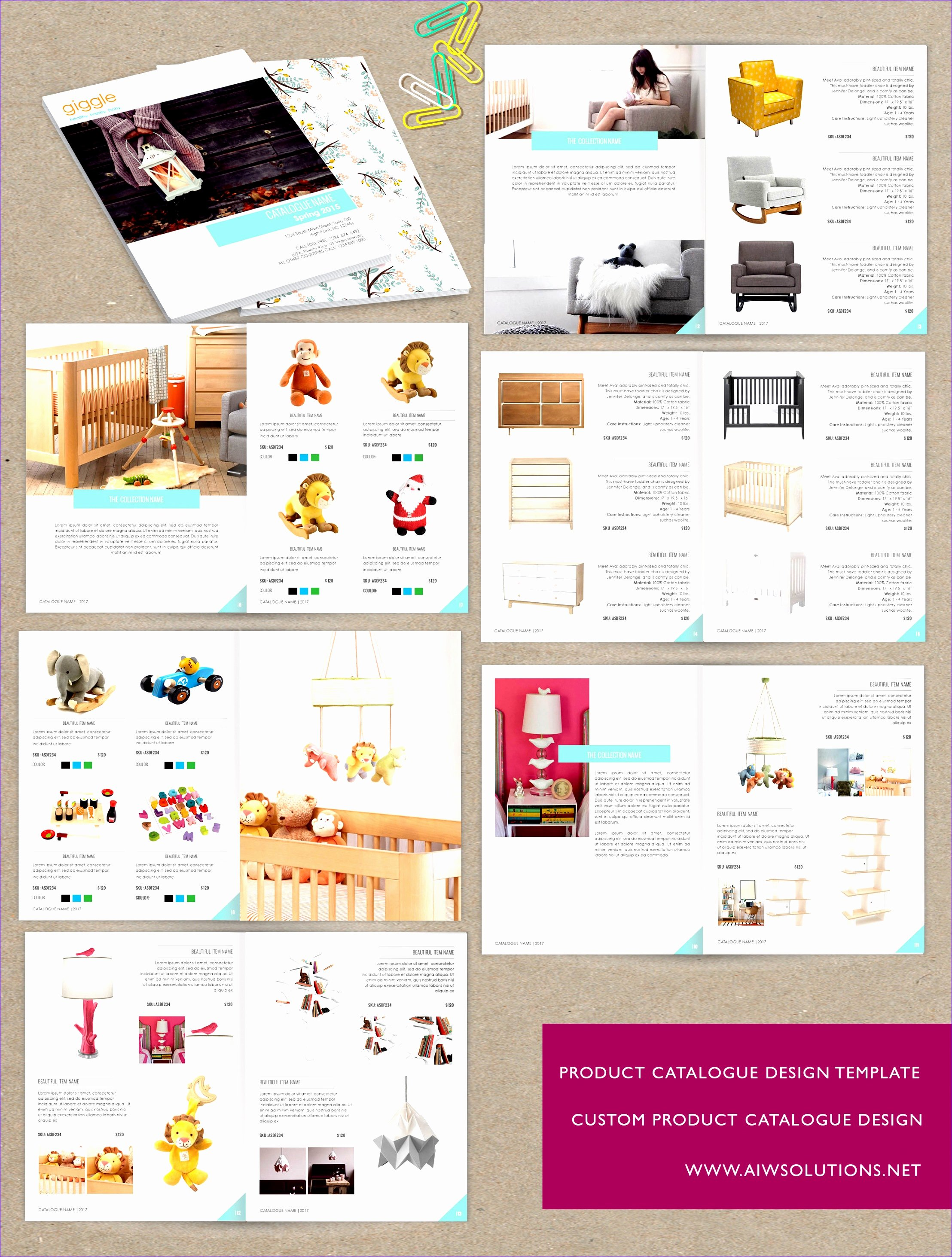 Product Catalogue Template Free Elegant 9 Excel Catalog Template Exceltemplates Exceltemplates