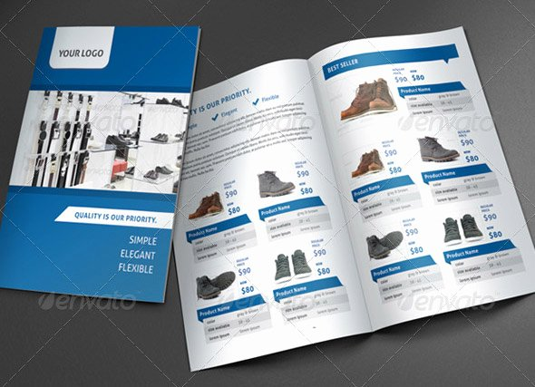Product Catalogue Template Free Inspirational 18 Cool Product Promo Brochure Templates – Desiznworld