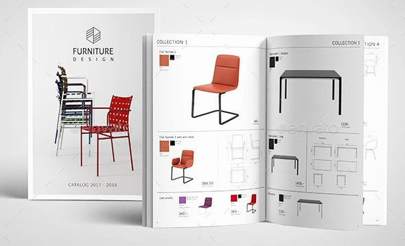 Product Catalogue Template Free Inspirational 40 Best Catalog Design Templates 2018 – Indesign Psd & Ai