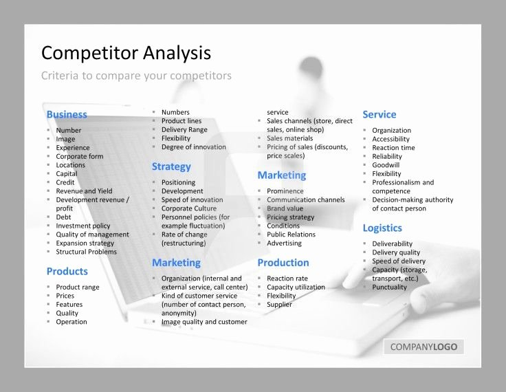 Product Competitive Analysis Template Elegant 88 Best Business Strategy Powerpoint Templates Images
