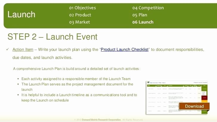 Product Launch Marketing Plan Template Elegant Product Launch Marketing Plan Template Product Launch Plan