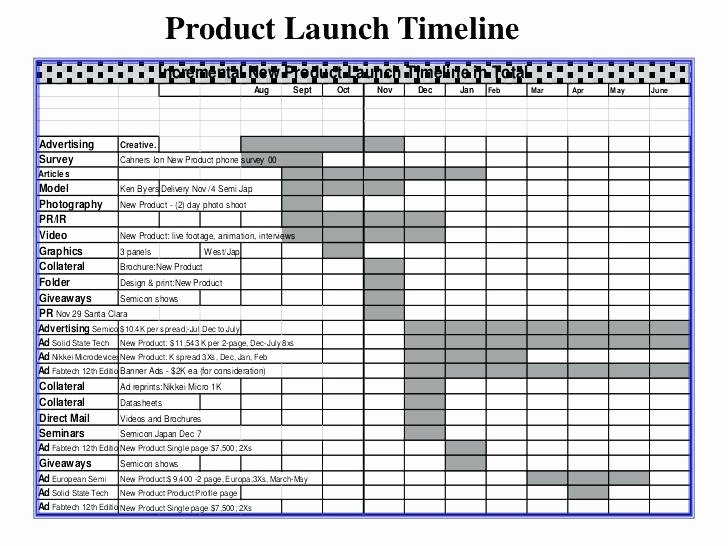 Product Launch Plan Template Beautiful Project Launch Plan Template Product Launch Plan Template