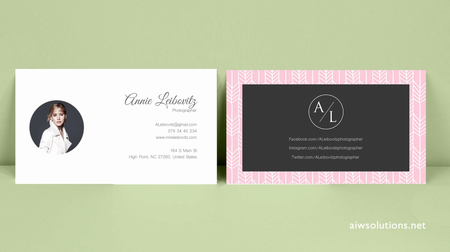 Product Line Card Template Awesome Premade Business Card Template Name Card Template
