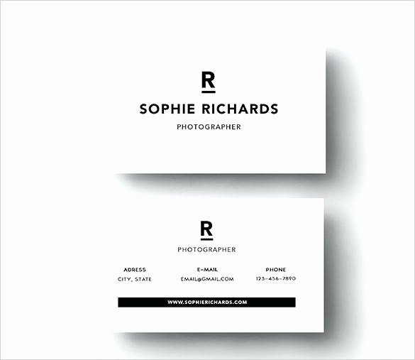 Product Line Card Template Luxury Product Line Card Template Word Front and Back Business