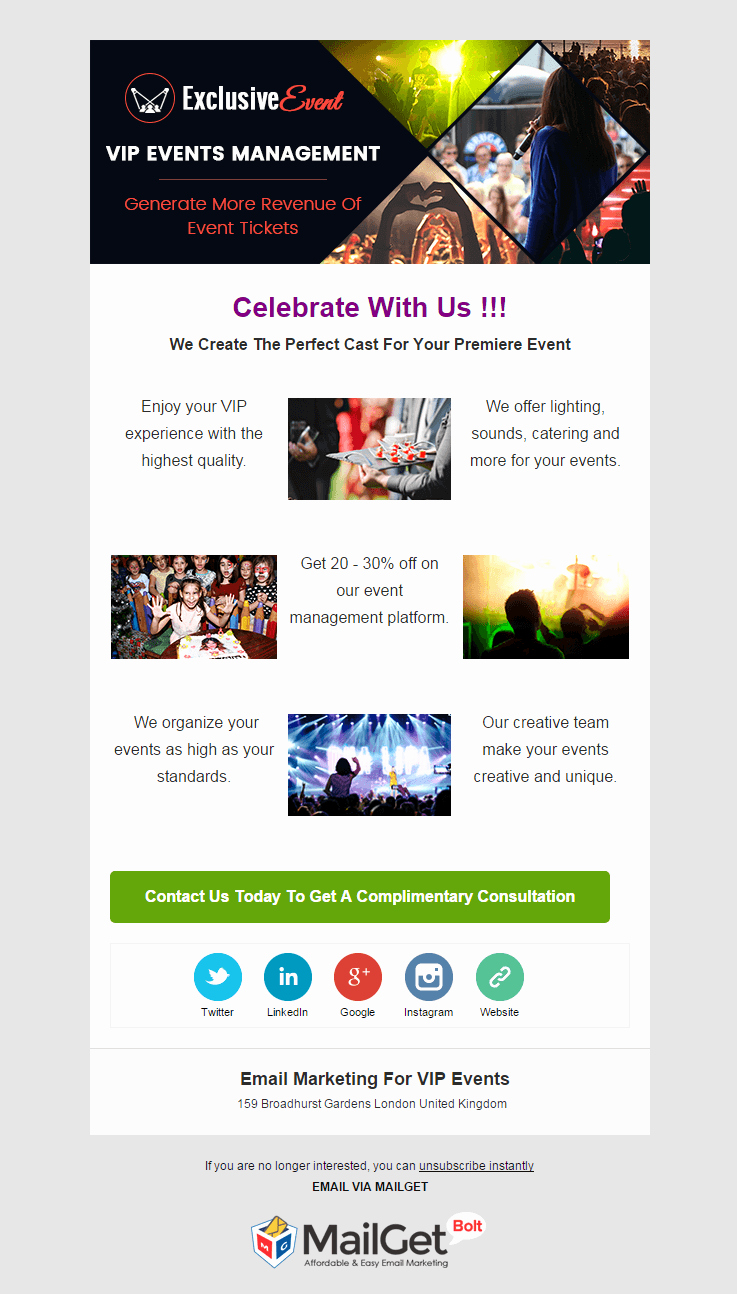 Product Promotion Email Template Fresh [email Marketing] 12 Best event Email Templates 2018