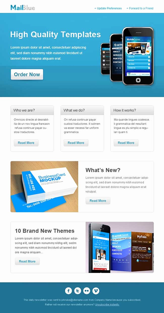 Product Promotion Email Template Unique 12 Best Free Introduction Business Email Templates