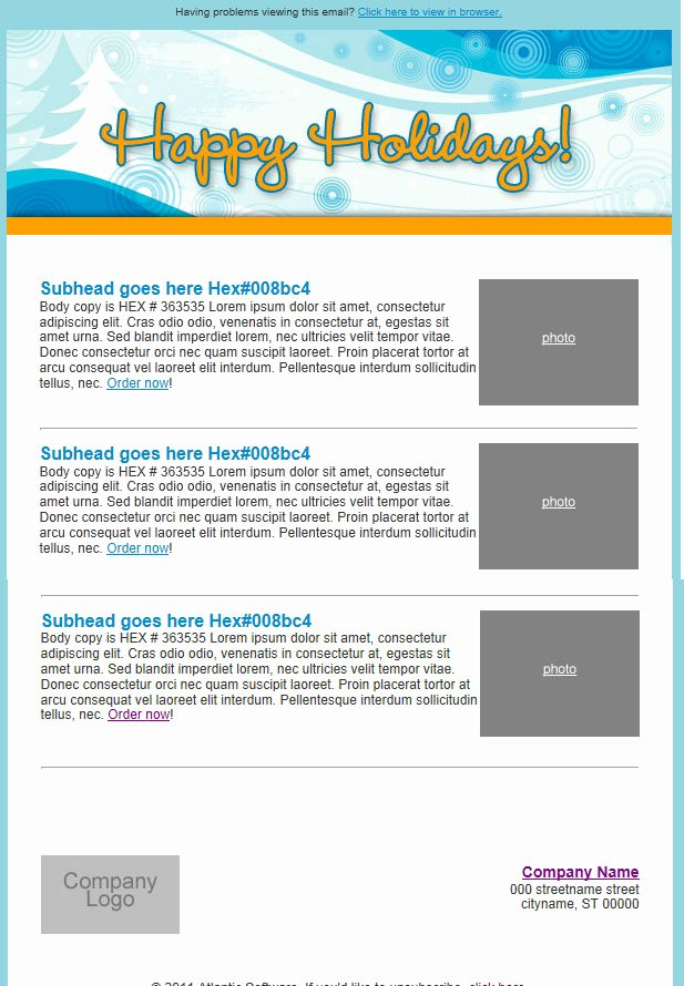 Product Promotion Email Template Unique Marketing Email Template