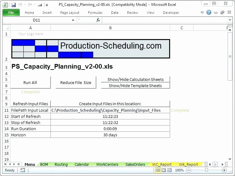 Production Planning Excel Template Beautiful Daily Production Report Template Sample Spreadsheet