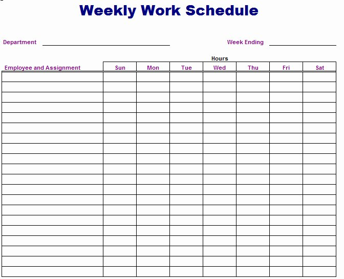Production Schedule Template Excel Best Of Production Schedule Template