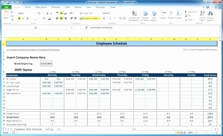 Production Schedule Template Excel Lovely Excel Production Schedule Template to Production