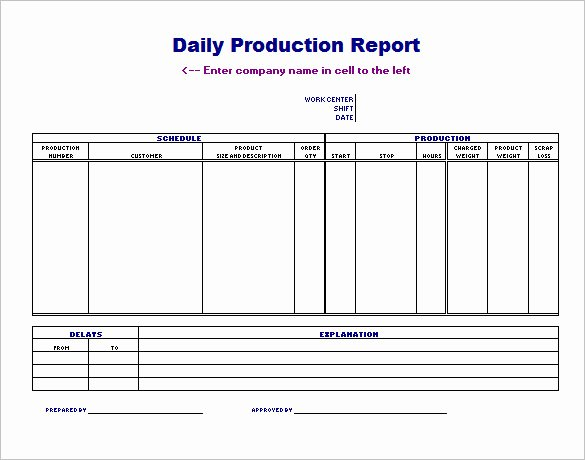 Production Schedule Template Excel Unique 29 Production Scheduling Templates Pdf Doc Excel