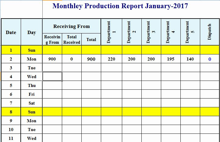 Production Scheduling Excel Template Lovely How to Set Up A Production Schedule In Excel – Template124