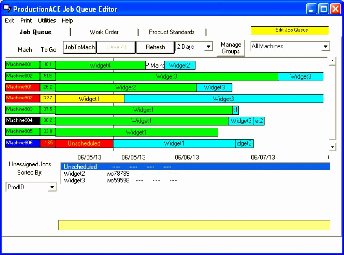 Production Scheduling Excel Template Unique 11 Production Scheduling Excel Template Exceltemplates