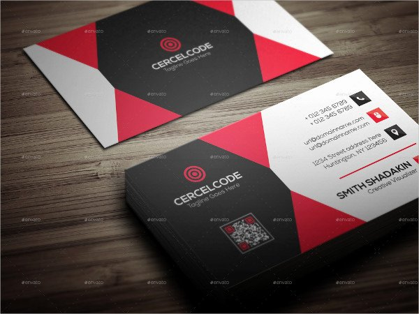 Professional Business Card Template Best Of 23 Professional Business Cards Free