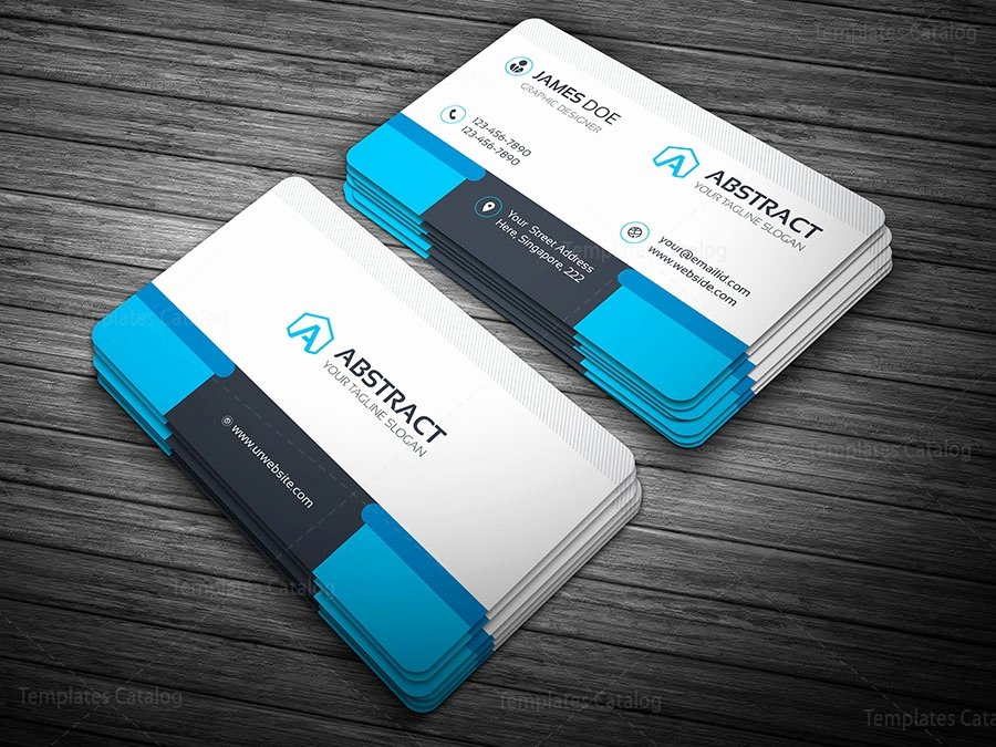 Professional Business Card Template Best Of Professional Business Card Template Template Catalog