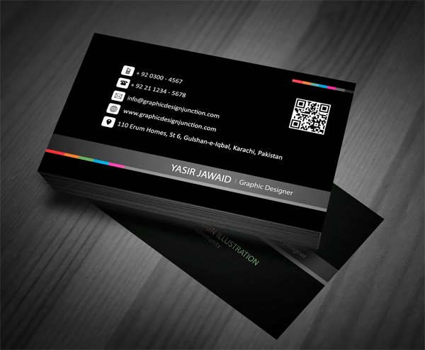 Professional Business Card Template Elegant 45 Best Free Psd Business Card Templates Designyep