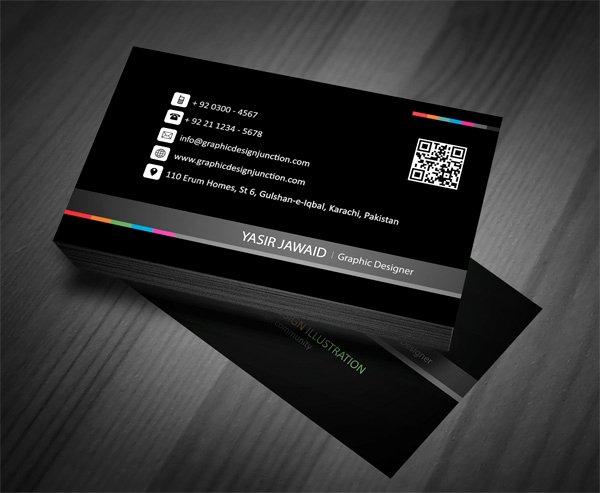 Professional Business Card Template Elegant 45 Best Free Psd Business Card Templates Designyep