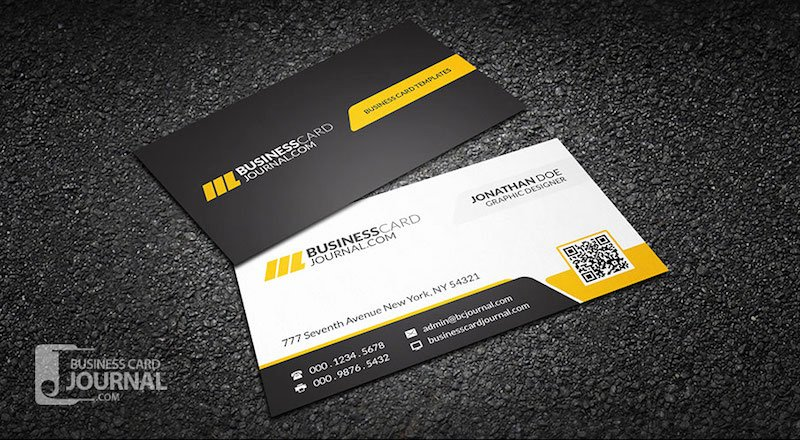 Professional Business Card Template Fresh 20 Professional Business Card Design Templates for Free