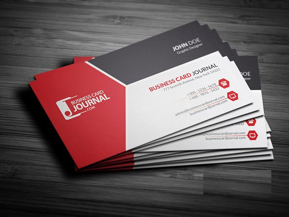 Professional Business Card Template Fresh 25 Free Psd Business Card Mockup Templates Tutorial Zone