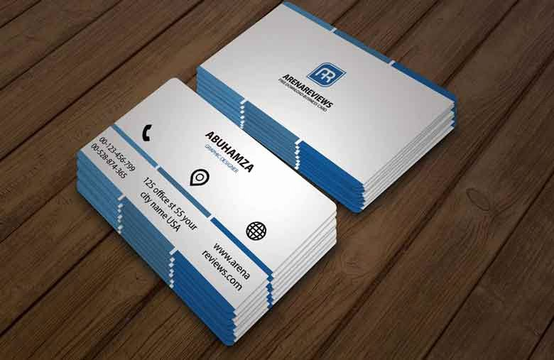 Professional Business Card Template Inspirational Free Downloadable Classy Business Card Template