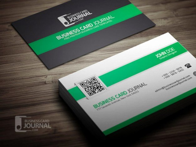 Professional Business Card Template Inspirational Professional Corporate Business Card Template Psd File