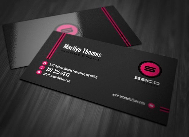Professional Business Card Template Luxury Professional Business Card Template Vandelay Design