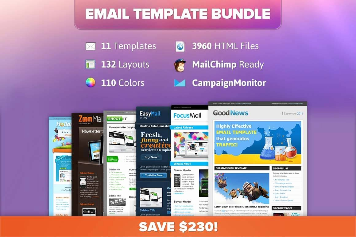 Professional E Mail Template Awesome 11 Professional Email Templates From Chocotemplates Only