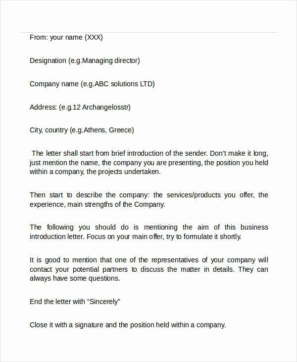 Professional E Mail Template New 16 Professional Email Examples Pdf Doc