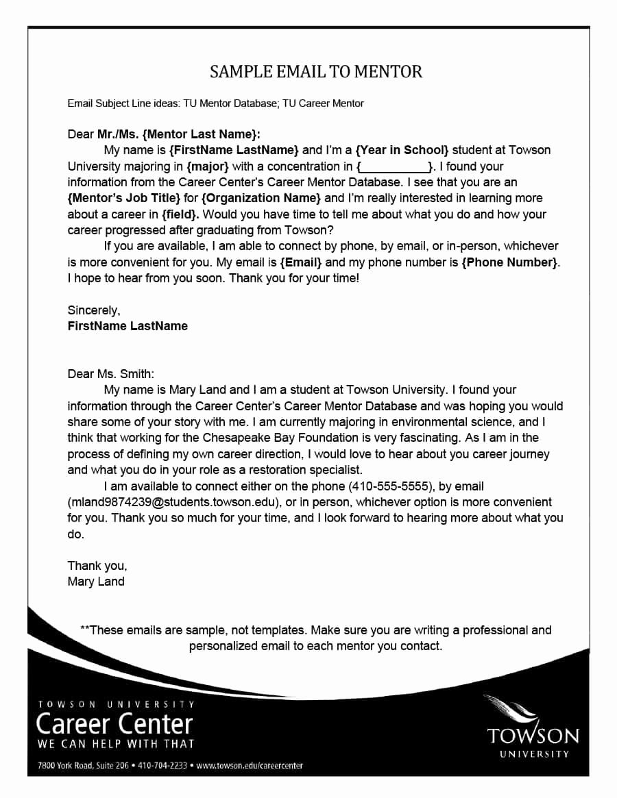 Professional Email Template Free Unique 30 Professional Email Examples & format Templates