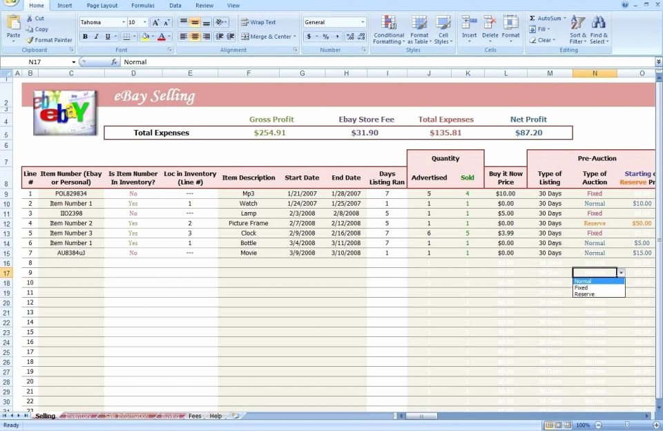 Profit Loss Excel Template Inspirational Profit and Loss Spreadsheet Example