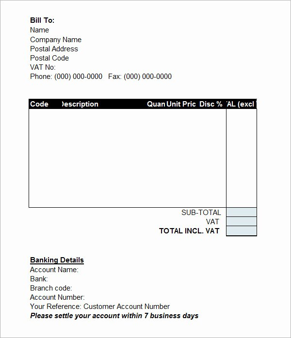 Proforma Invoice Template Excel Fresh 15 Sample Proforma Invoice Template for Download