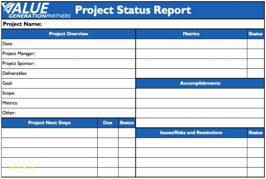 Progress Report Template Excel Beautiful Construction Progress Report Example format Excel Template