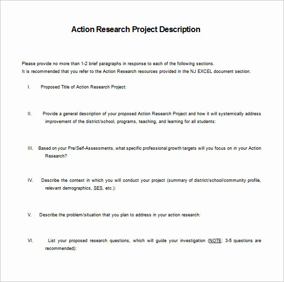Project Action Plan Template Elegant Project Action Plan Template 16 Free Word Excel Pdf