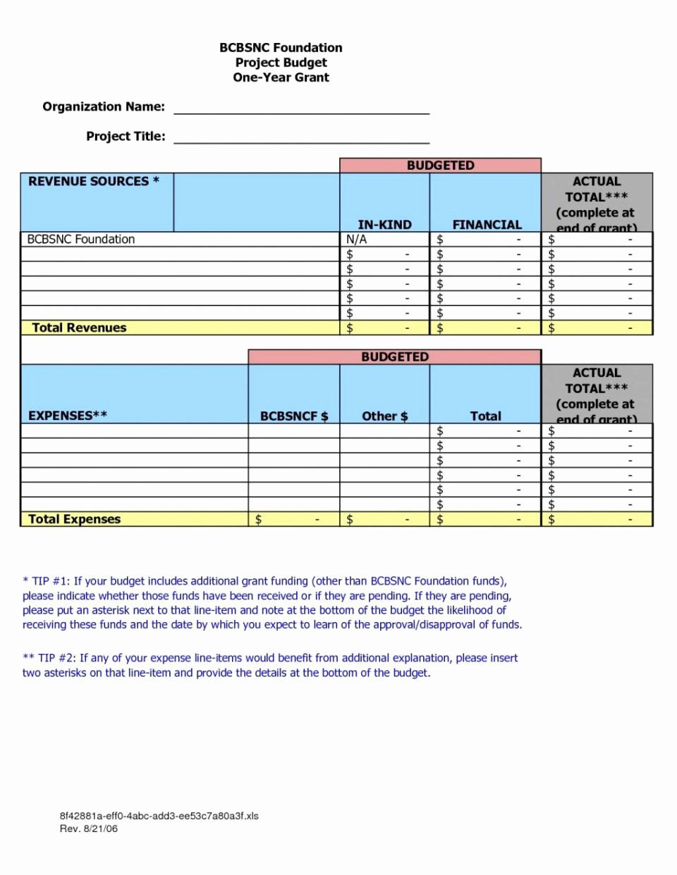 Project Budget Template Excel Best Of Sample Bud Sheet