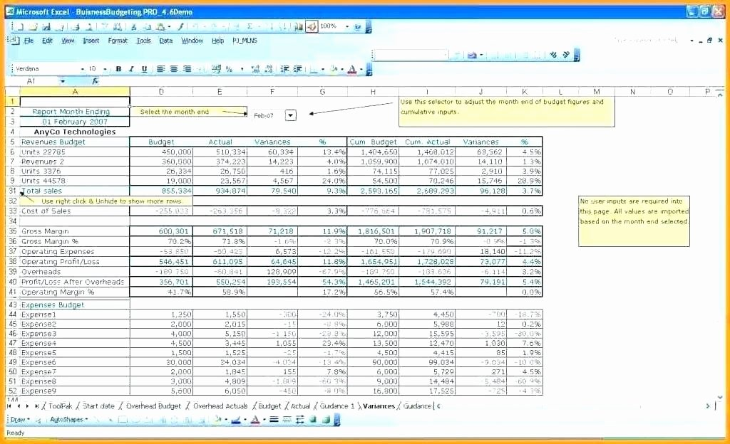 Project Budget Template Excel Unique Sample Bud Excel Sample Bud Excel Spreadsheet