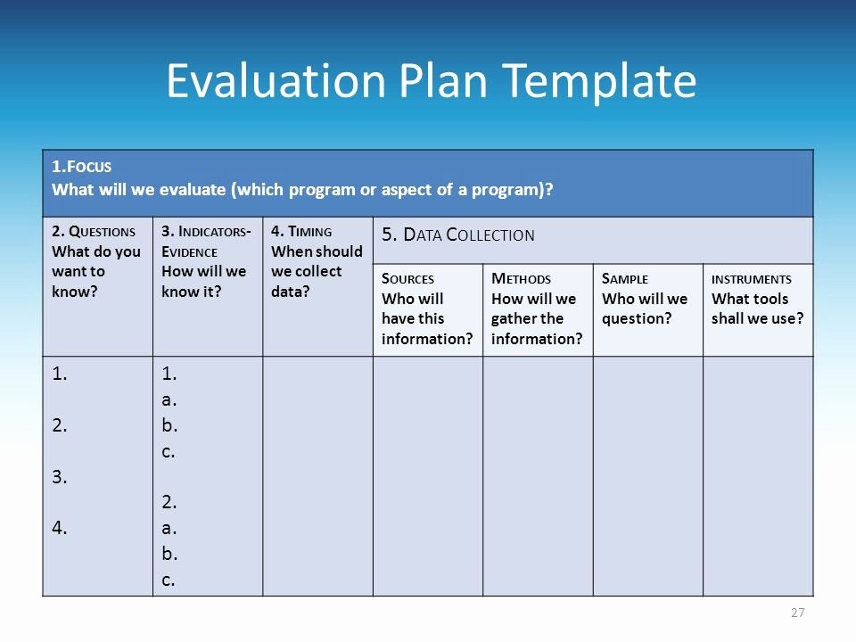 Project Evaluation Plan Template Elegant Housekeeping All Participants are Automatically Muted by