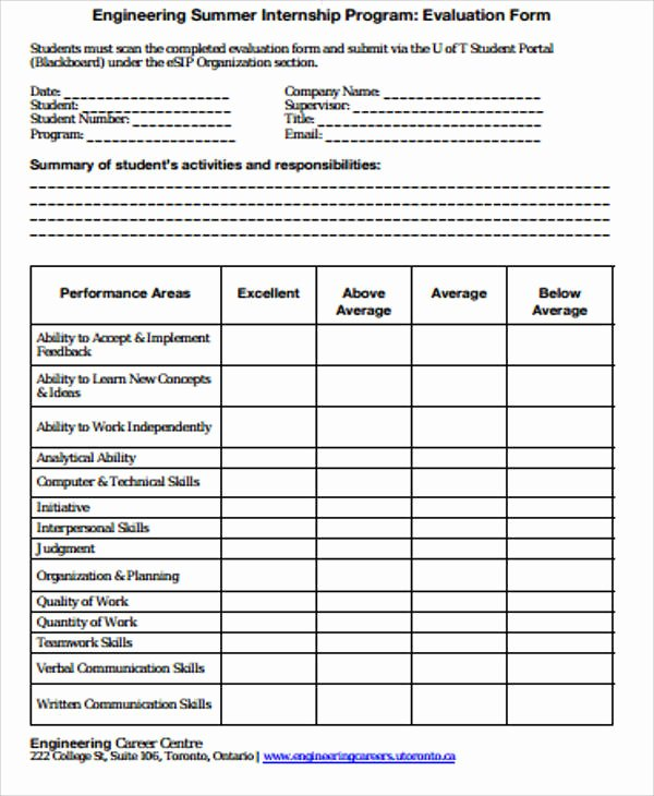 Project Evaluation Plan Template New 9 Sample Program Evaluation forms