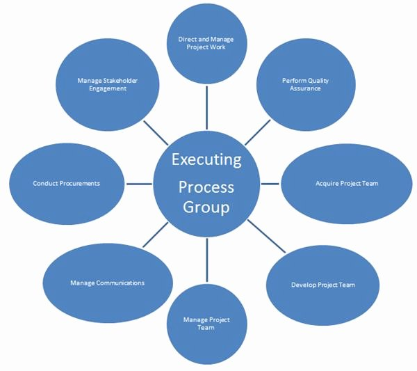 Project Execution Plan Template Lovely the Executing Project Group 3rd Stage In Project
