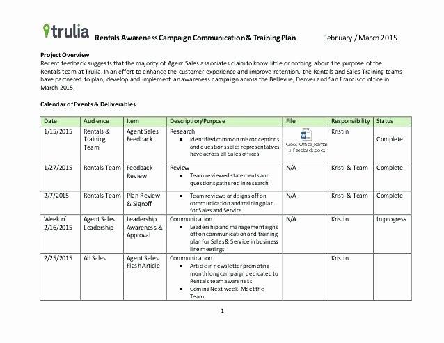 Project Management Communication Plan Template Fresh Project Management Munication Plan Template Excel